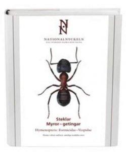 bok myror böcker om myror nationalnyckeln