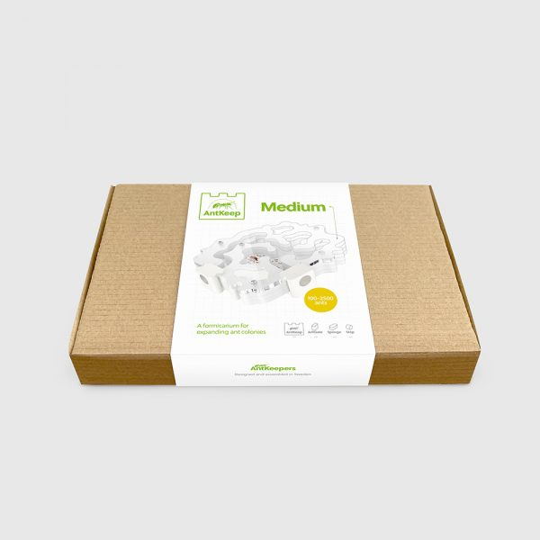AntKeepers AntKeep Medium Formikarium förpackning