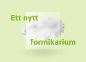 Ett nytt formikarium