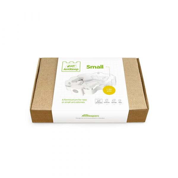 AntKeep Small Formicarium packaging
